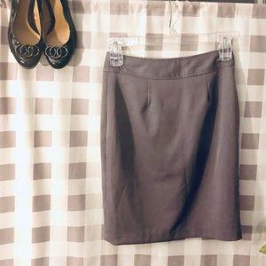 Dresses & Skirts - MG Originals Ny&Paris grey midi pencil skirt 8 EUC